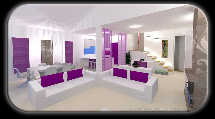 MA.K Interior Design - Progettazione dinterni  Architettura, mobili ...