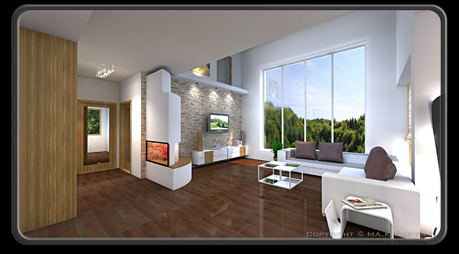 Ma k interior design progettazione d 39 interni for Progetti interni case